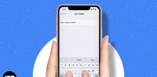 How to auto-reply to text messages on iPhone